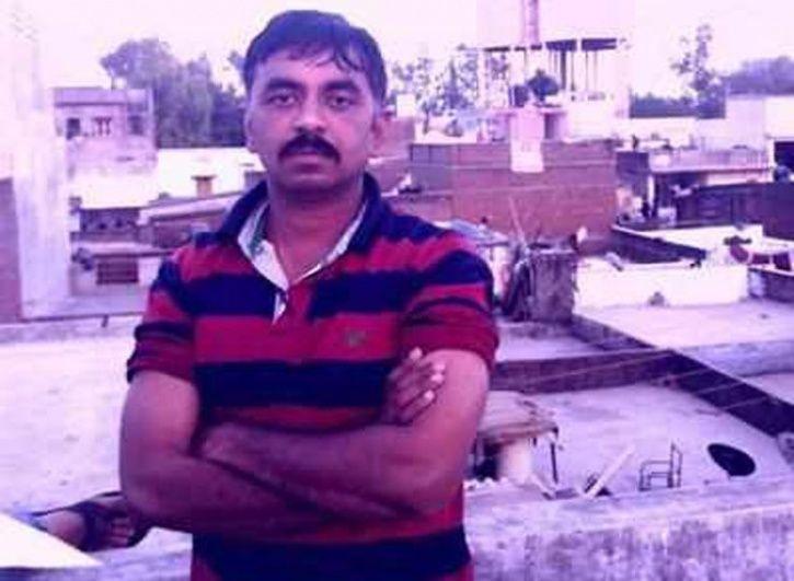 Gujarat high court Rajveer Upadhyay