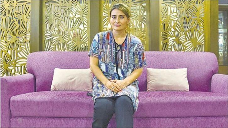 Gulnora Rapikhova, Uzbekistan, lower back, surgery, Apollo hospitals
