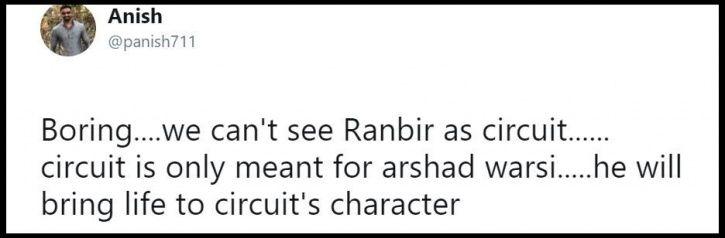 Hate Ranbir