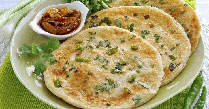 Healthy Paneer Paratha Recipe