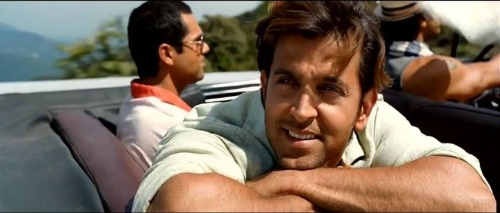 Hrithik's Son Hridhaan Beautifully Recreates The ZNMD Moment As The Movie Clocks 7