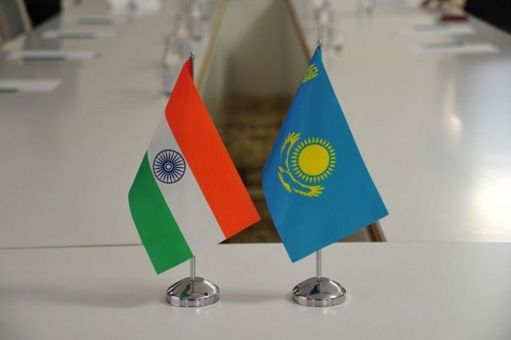 India and Kazakhstan