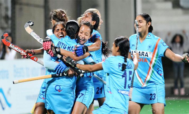 India can still enter  the Women