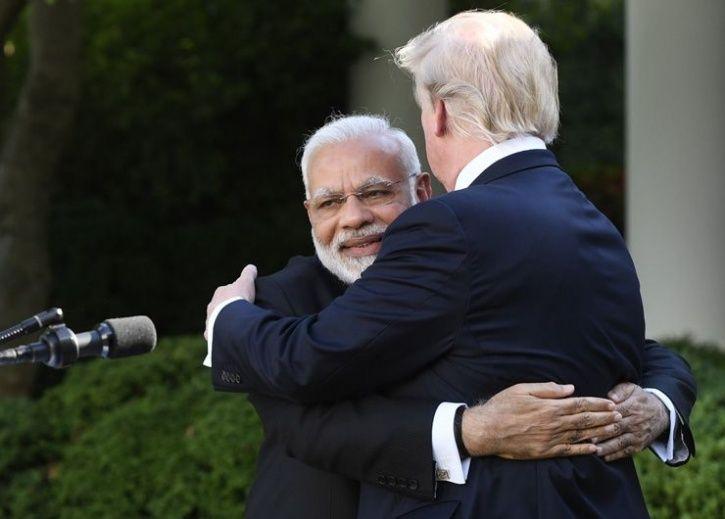 India Invites Donald Trump