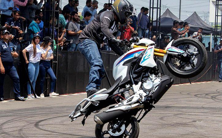 India Made BMW Bike