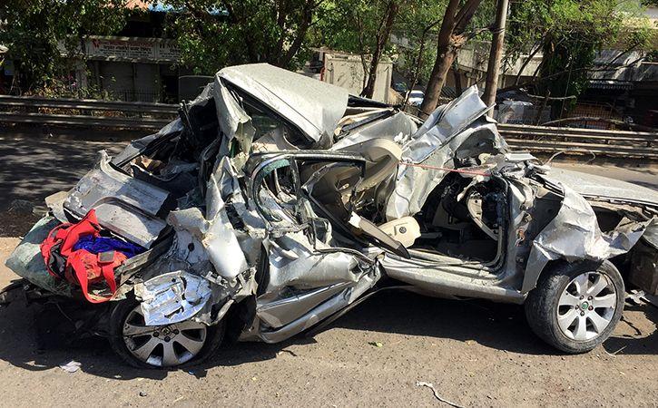 Indian Fan Dies After Horrific Car Crash