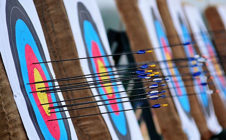 Indian Para Archers Clinch Historic Gold