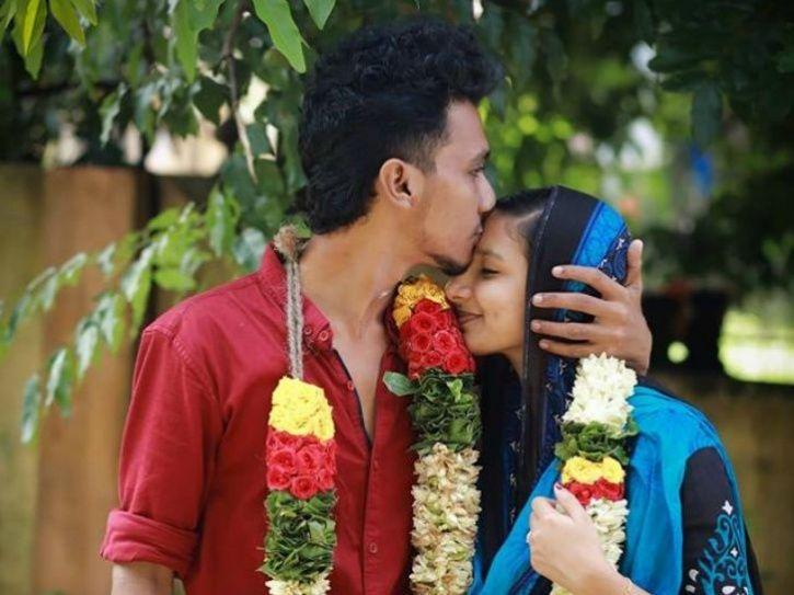 Interfaith Couple, Kerala