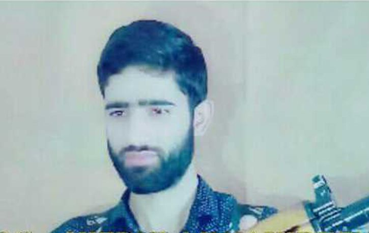 IPS Officer Younger Brother Joins Terrorist Outfit Hizbul Mujahideen