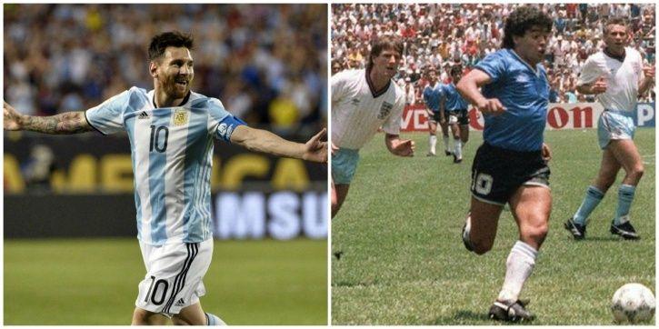 Is Diego Maradona the best?