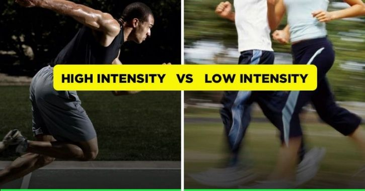 Is High Intensity Interval Training (HIIT) Or Low Intensity Sustained State Training (LISS) Better?