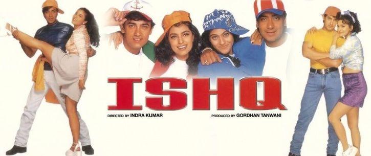 Ishq Funny movie