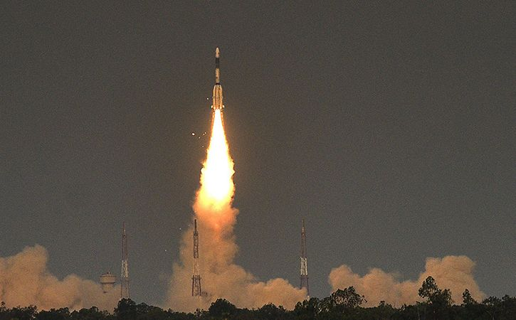 ISRO Lithium Ion Cell Technology