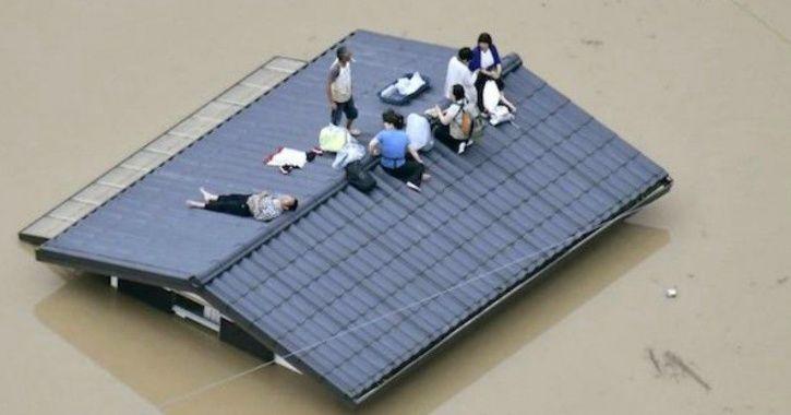 J Japan Rain