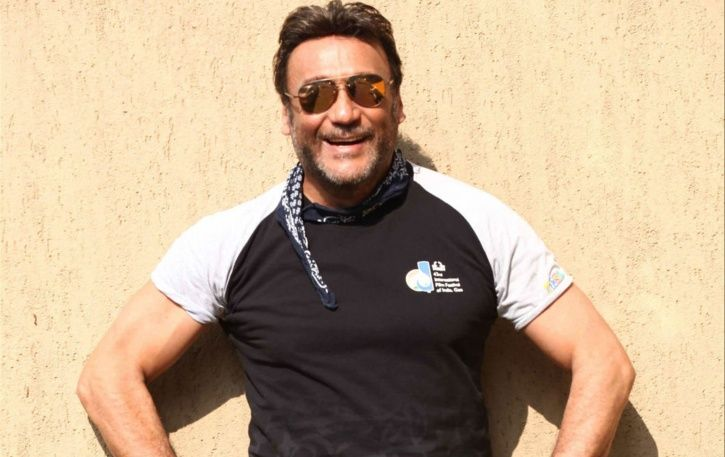 Jackie Shroff Turns Traffic Police, Wins Hearts As He Clears Jam On A Lucknow Road