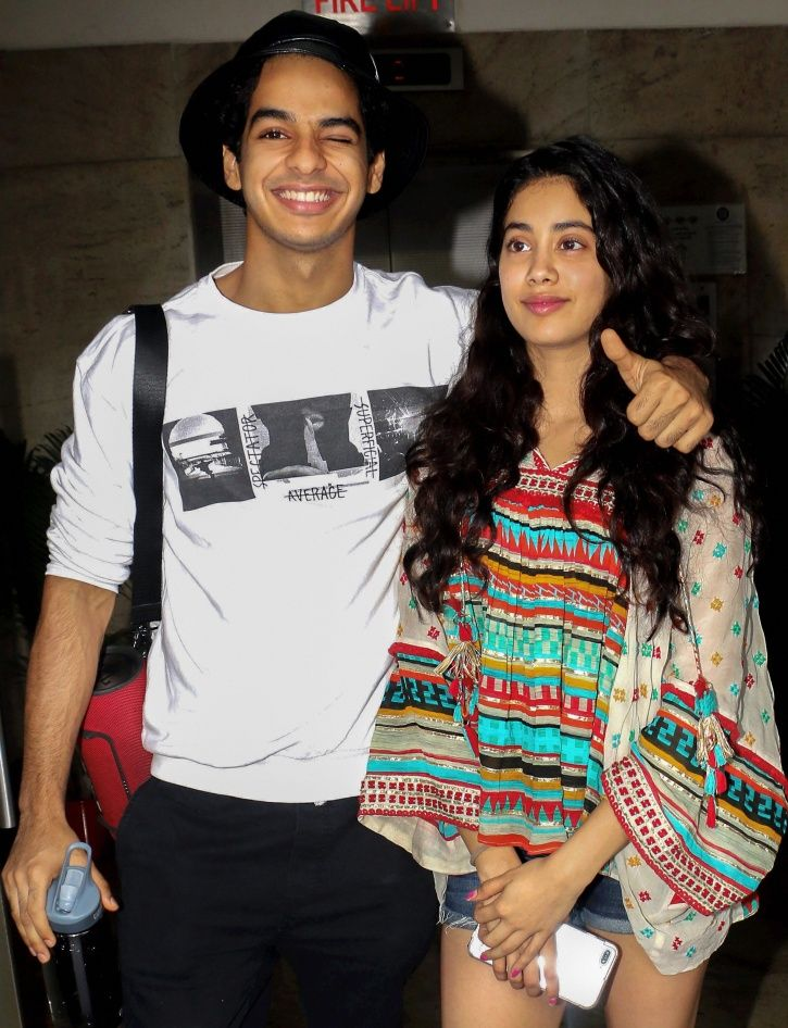 Janhvi Kapoor Stands Up For LGBT Community, Asks 'Why Their Love Should Be Compartmentalised'