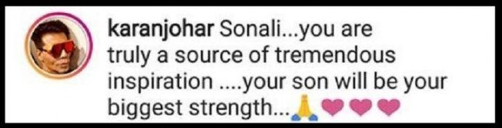 Karan Johar Sonali