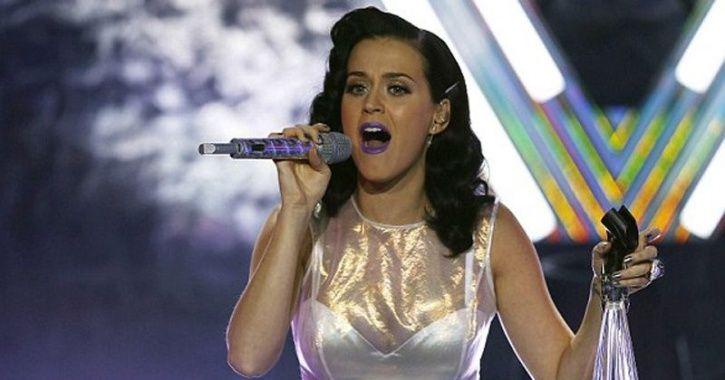 Katy Perry Dealt
