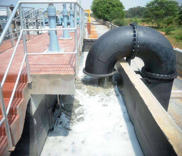 Koramangala-Challaghatta Valley Bellandur Lake Foam
