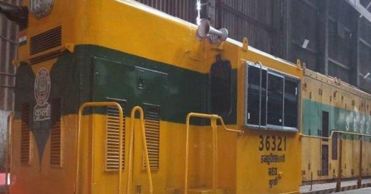 L locomotive