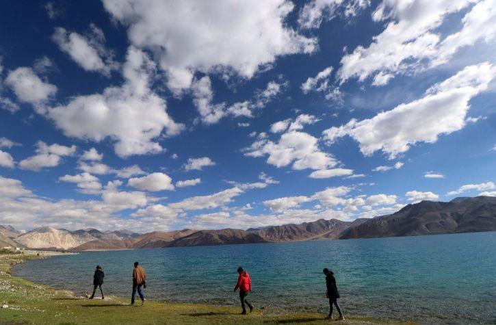 Ladakh, kanaka shetty