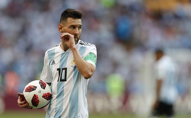 Lionel Messi And The FIFA World Cup