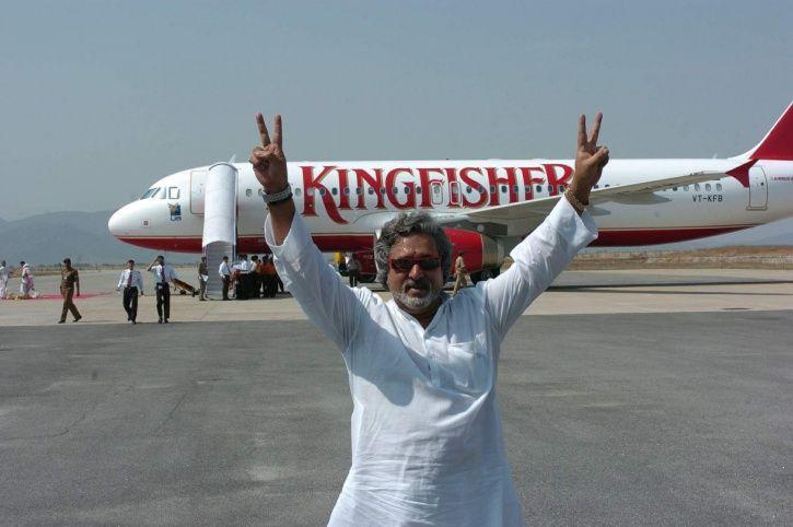 Mallya Kingfisher Airlines