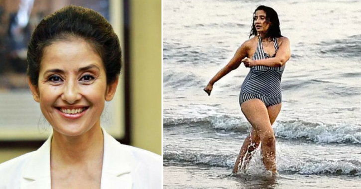 Manisha Koirala Feels 'Liberated As An Artiste' To Wear A Bikini On-Screen At The Age Of 47
