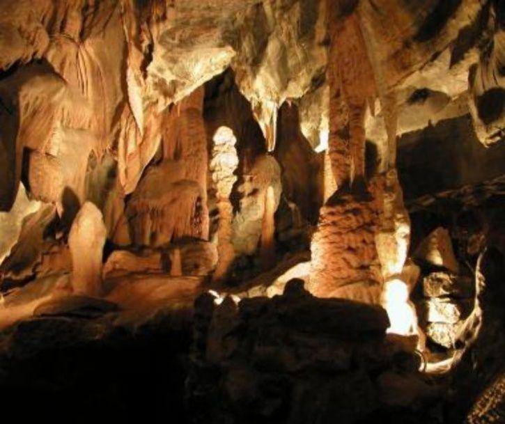 Meghalaya Cave
