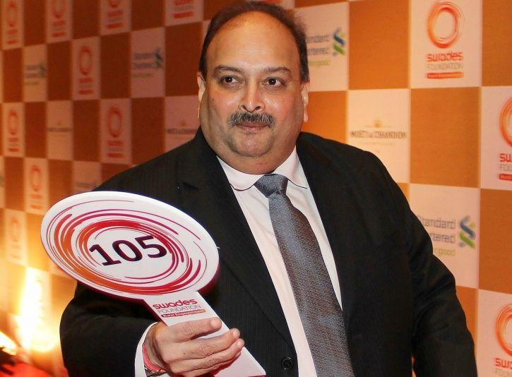 Mehul Choksi Passport