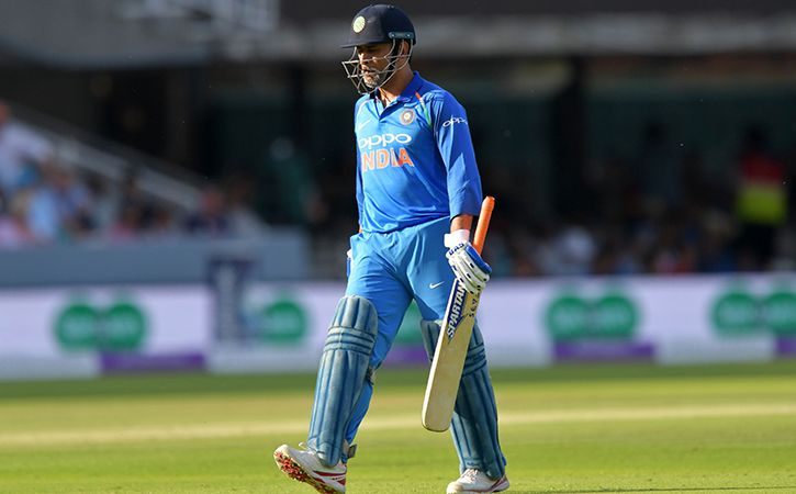MS Dhoni Is Not The Most Popular Man On The Internet After His Slow Knock Vs England