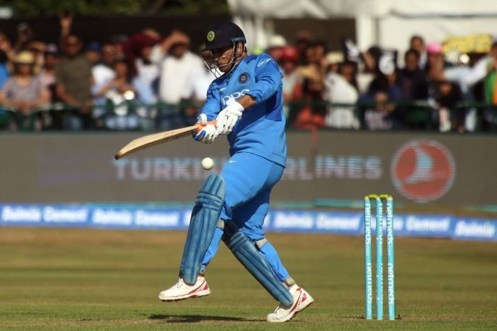 MS Dhoni is the 4th Indian and 12th player to score 10,000 ODI runs