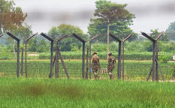 Myanmar Installs Border Pillar 3km Inside India