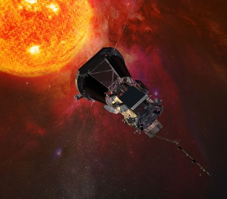 NASA, Sun mission