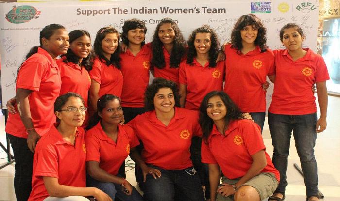 Neha Pardeshi, Indian Women Rugby team, Asian Games