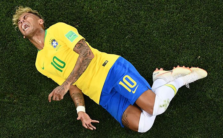 Neymar Comes Up With A Bizarre Reason For His FIFA World Cup