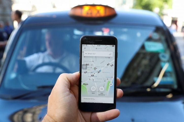 Ola, Uber, female passengers