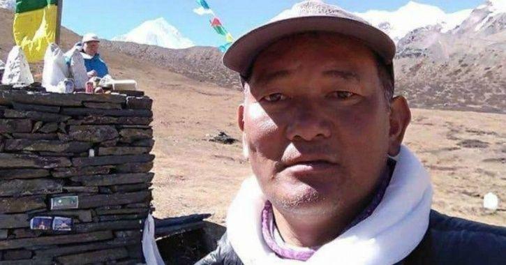 P Pemba Sherpa goes missing