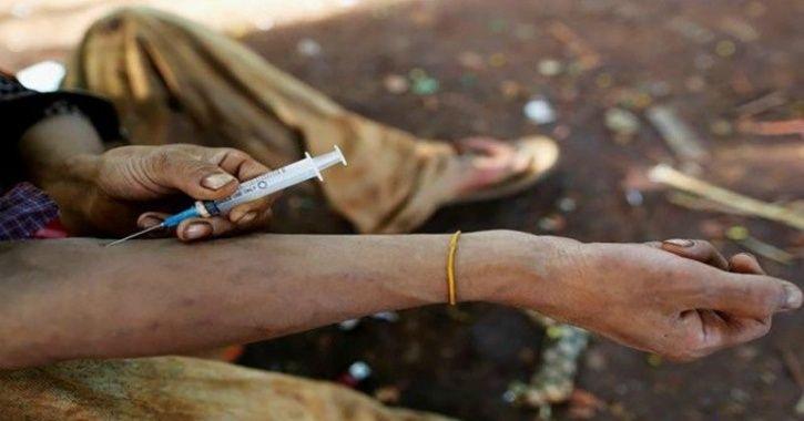 Punjab, drug menace,