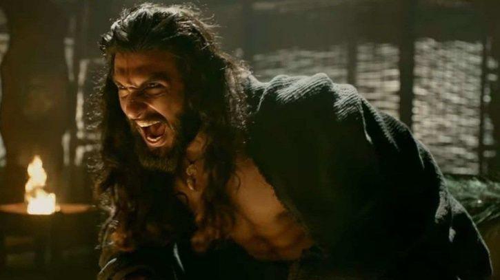 Ranveer Singh Doesn't Want To Play Dark Characters Like Alauddin Khilji Often, Calls It A Risk