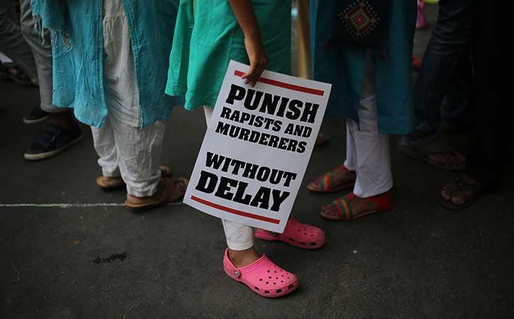 Rapist Gets Death In MP First After The New Law