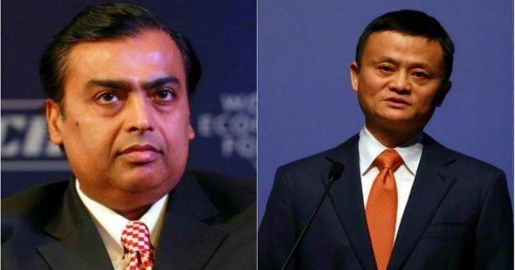 Reliance's Mukesh Ambani Dethrones Alibaba