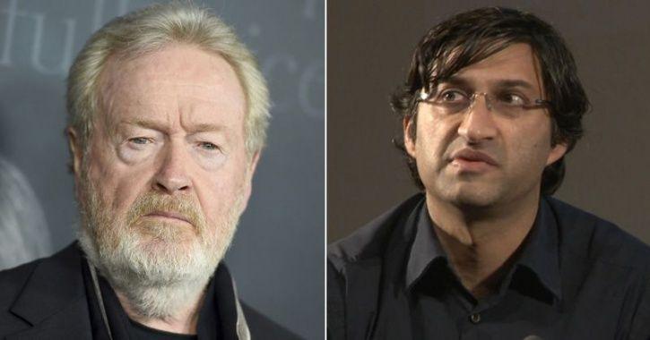 Ridley Scott and Asif Kapadia