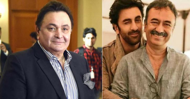 Rishi Kapoor Once Fell Flat On Rajkumar Hirani's Mom's Feet Cast Son Ranbir Kapoor In A Movie