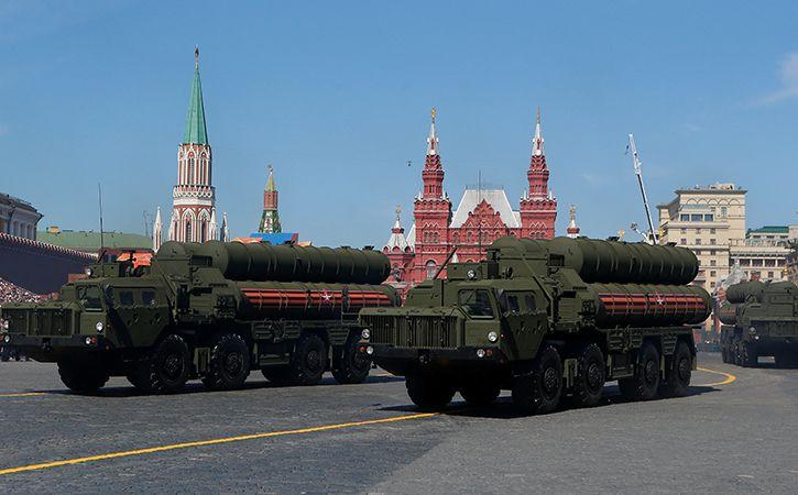 russian s 400