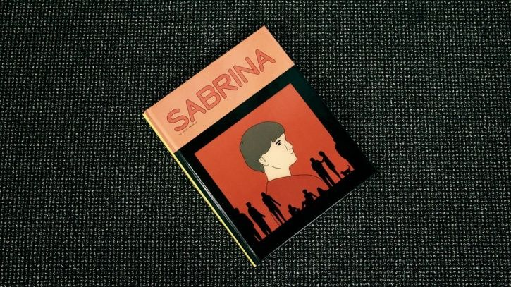 Sabrina: For The First Time, A Graphic Novel Has Made It To The Man Booker Prize