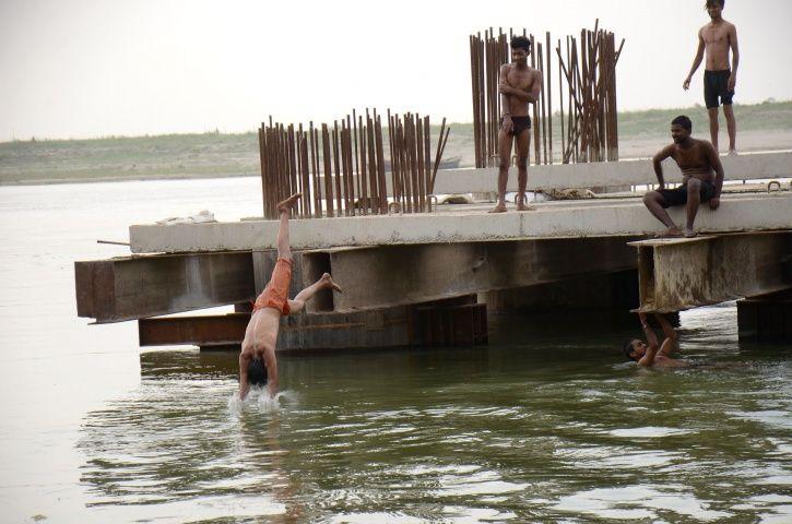 six boys drown, river ganga, bodies recovered