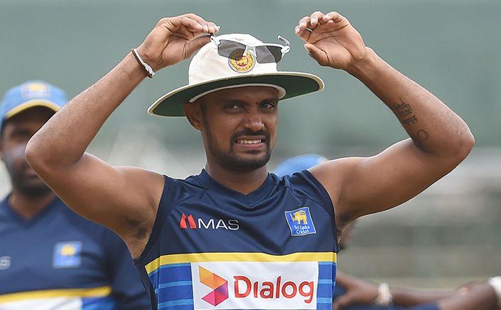 Sri Lankan Cricketer Has Been Suspended
