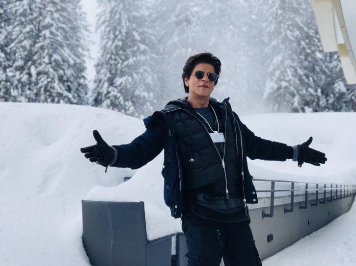 Stills of Bollywood movies shot in Switzerland.