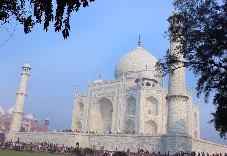 Taj Mahal, photography, ASI, ban